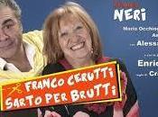 All'Ariston torna SARTO CERUTTI omaggio Macario della Fumero Neri Beruschi