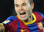 Golden Foot 2014 Iniesta
