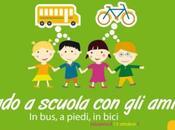 Vado scuola amici, bus, piedi bici! #Legambiente