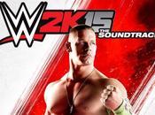 2K15, colonna sonora curata John Cena, video lista canzoni