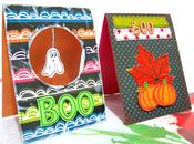 Sfida Card Amiche Scrap: Halloween