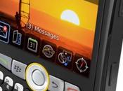 BlackBerry 8350i Caratteristiche principali scheda tecnica completa