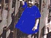 bambina vestito blu, Giulia Beyman