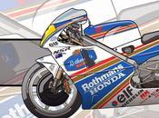 Motorcycle Honda 1991 Evan DeCiren