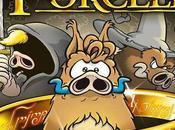 Dentiblù porta fantasy umoristico Lucca Comics&Games 2014