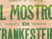 mostro frankenstein film perduto italiano degli anni venti!