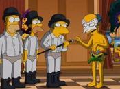 Simpson omaggiano Kubrick