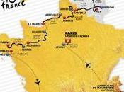 Tour France 2015: svelato percorso