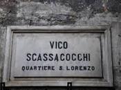 Napoli Vicolo Scassacocchi. perché chiama così?