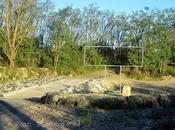 Guado Granella: quasi alla fine, manca guarda rail