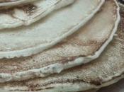Pancake senza latte uova