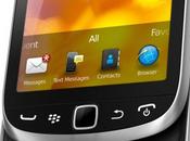 BlackBerry Torch 9810 Principali caratteristiche tecniche