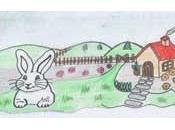 avventure coniglietto bianco, coraggioso