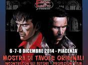 "Festival Fumetto Piacenza 2014: ""Dylan Dog, Dampyr altri miti, l'incubo mostra"""