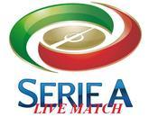 Serie live match dell'8° giornata Campionato