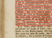 Cosimo Moschettini, 1777 Brusca paragrafo