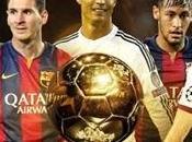 Pallone d'oro: finalisti.