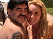 Maradona aggredisce fidanzata: riprende diffonde video