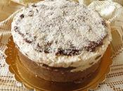 Cheese cake cocco Nutella ordinazione Butler