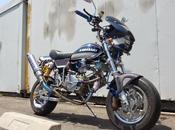 "Honda Monkey ""Kawasaki Replica"""