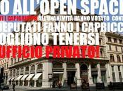all'open space, deputati vogliono l'ufficio privato!