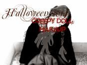 Creepy Doll Makeup Halloween 2014