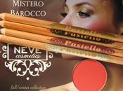 Mistero Barocco Neve Cosmetics Acquisti, swatch prime impressioni