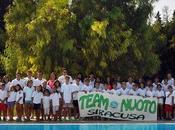 Siracusa: stagione agonistica Team Nuoto, domenica gara fondo Catania