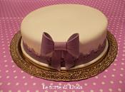 Cake fiocco