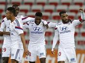 Ligue Lione corsaro Nizza, Verts fermati Lille. Metz-Caen cuori forti!