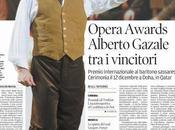 Oscar della lirica Gazale