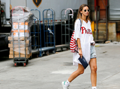Street...Baseball T-shirt...For vogue.it