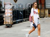 Street...Baseball T-shirt...For vogue.it