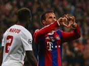 Bayern-Roma accontenta Go..tze: bavaresi agli ottavi