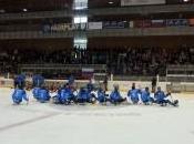 Sledge Hockey: Russia-Italia 4-1, PalaTazzoli vince l'entusiasmo