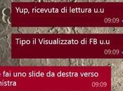WhatsApp Tinge Azzurro: Arrivano Ricevute Lettura