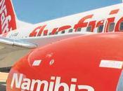 Flyafrica Namibia /Volare prezzi bassi incentiva turismo