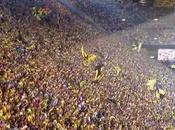 (VIDEO)Borussia Dortmund Galatasaray choreo 04-11-2014 #thisisfootball