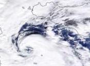 #maltempo: ciclone lambisce Sicilia, disagi centro-sud