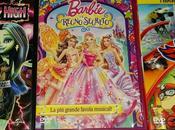Monster High, Barbie Wheels divertirsi propri bambini.