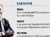 """vero scandalo gelato Signorini... sono primi nomi emergono """"toto-quirinale"""""""