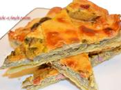 Quiche funghi porcini (….. culatello)