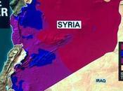 Isis Siria: mappa scioccante