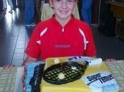 Tennis: giovani primo piano, venerdì Trofeo Polla