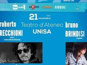 Venerdì novembre, Davimedia ospita Roberto Recchioni Bruno Brindisi