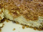 Cheese cake ricotta biscotti