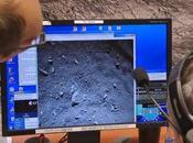 prima foto lander Philae sulla cometa