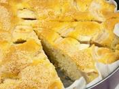 Torta mele senza burro Light apple cake without butter