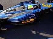 debutto della Power Unit Honda tracciato corto Silverstone