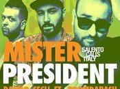 """Danilo Secli' BoomDaBash """"Mister President"""", nuovo singolo Salento Calls Italy"""